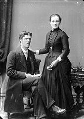 Mr & Mrs Pengwern Jones