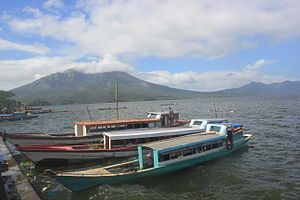 Buhi, Camarines Sur - Lake Buhi