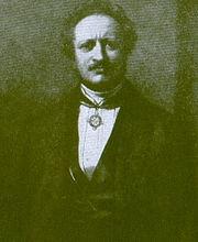 Profesor Johannes Peter Müller