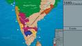 Mughal-Maratha Wars in 1680 CE.png