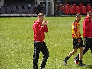 Aaron Muirhead British footballer
