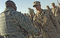 Multi-National Corps- Iraq Commander Conducts Holiday Battlefield Circulation to Bring Message of Thanks to Troops DVIDS138244.jpg