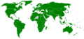 Дзяржавы-ўдзельніцы (2015 год)