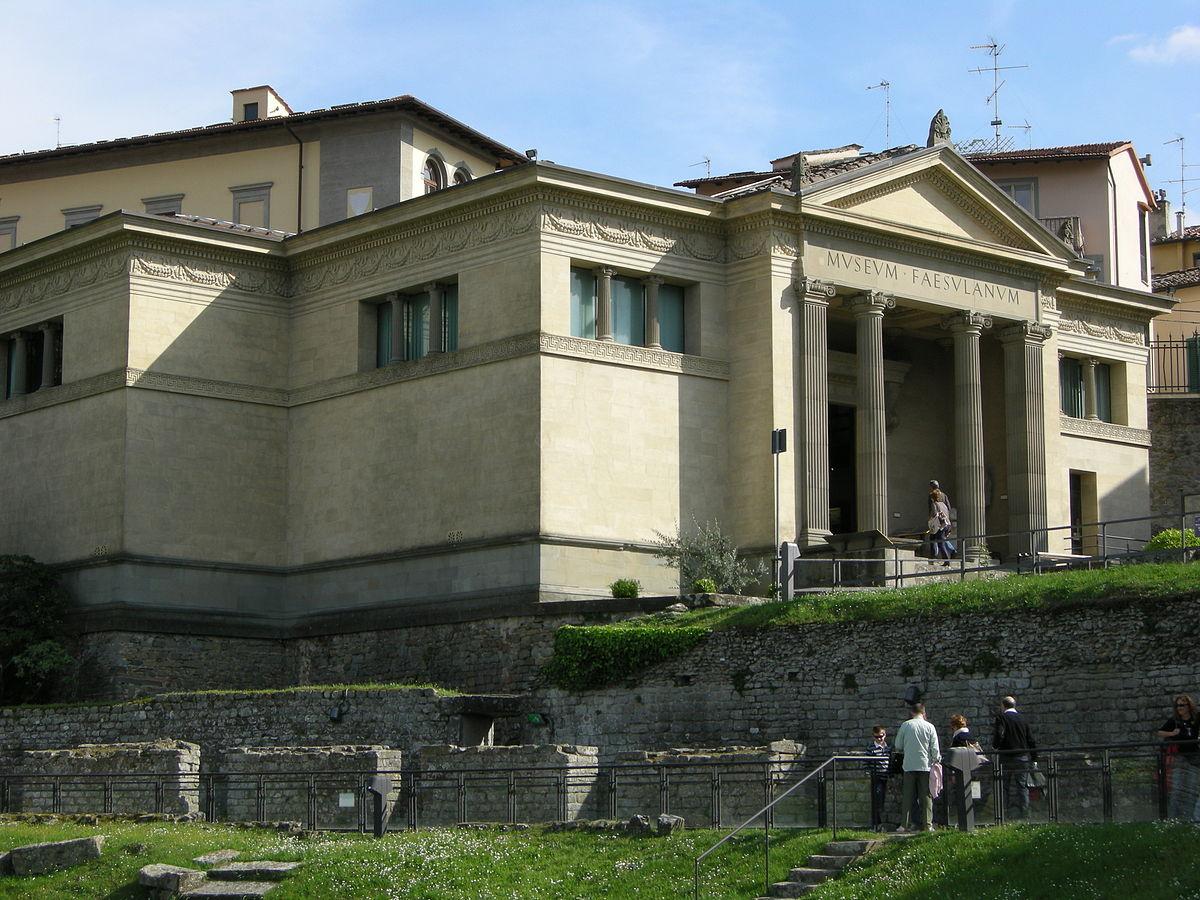 Area Archeologica Di Fiesole Wikipedia