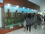 Museum Sangiran Man Evolution.JPG