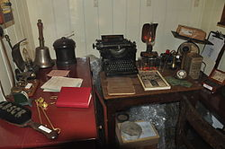 Museum at Sheffield Park railway station (2316).jpg