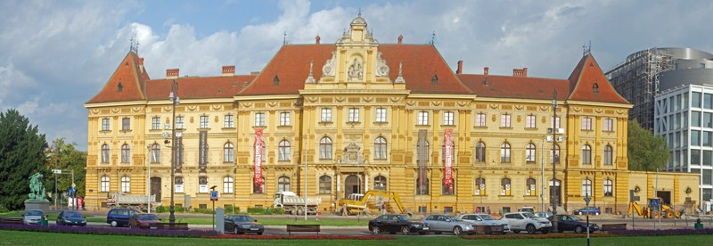 Museum of Arts and Crafts, Zagreb