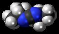 N,N'-Diisopropylcarbodiimide molecule spacefill.png