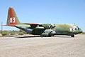 "N132FF Lockheed 100 Hercules C.130A ""83"" (8392198608).jpg"
