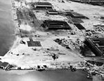 NAS Kaneohe Bay aerial after Japanese attack 1941.jpg