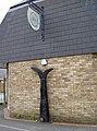 NCN Millennium Milepost MP28 Taunton Somerset.jpeg