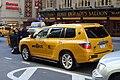 NYC Hybrid Taxi 11 2009 8158.JPG