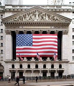न्यूयॉर्क शेयर बाज़ार