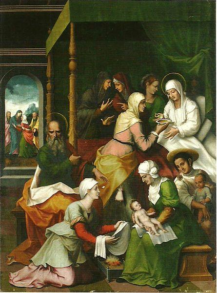File:Nacimiento de Juan Bautista (Jerónimo Cósida).jpg