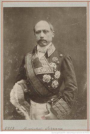 Francisco Serrano y Domínguez
