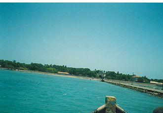 Nainativu - Image: Nainathivu