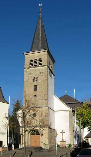 Nalbach - Catholic church