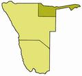 Namibia - Vicariato di Rundu.png