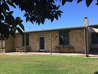Point Sturt Town in South Australia