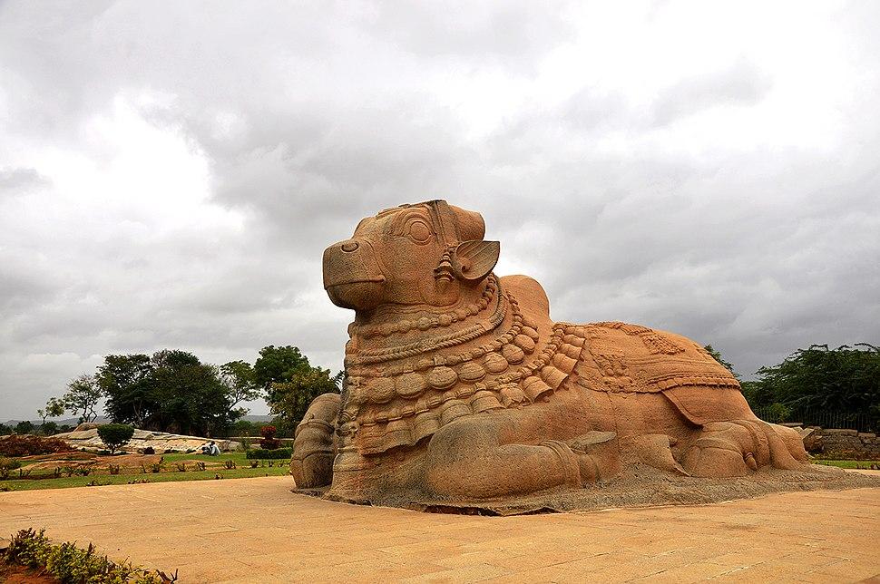 Nandi Lepakshi Temple Hindupur 5