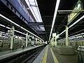 Nankai Nanba station platform - panoramio (6).jpg