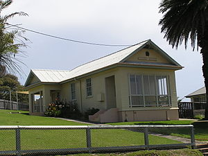 Narooma, New South Wales - Narooma court house