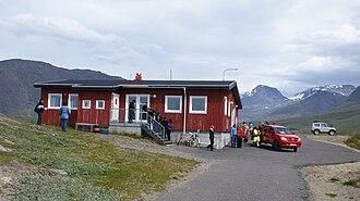 Narsaq - Air Greenland provides air connections to Qaqortoq and Narsarsuaq