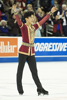 Image illustrative de l'article Nathan Chen