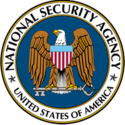 Seal of National Security Agency.