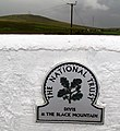 National Trust sign, Divis - geograph.org.uk - 905207.jpg