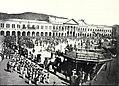 National fest day, on the plaza de la Independencia Concepción.jpg
