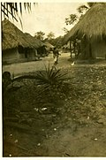 Native Village, probably Bo, Sierra Leone (3133797319).jpg