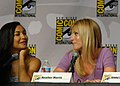 Naya Rivera & Heather Morris (4852302819).jpg