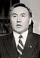 Nazarbayev Inauguration 1991 (cropped).jpg