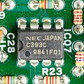 Nedap ESD1 - printer controller - NEC C393C-91831.jpg