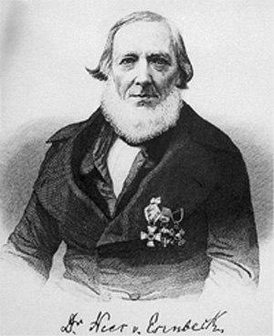 Christian Gottfried Daniel Nees von Esenbeck - Christian Gottfried Daniel Nees von Esenbeck in 1855