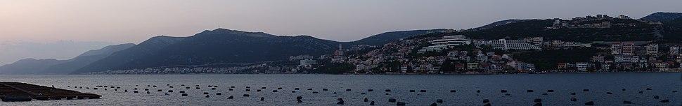 Neum, panoramatický pohled