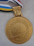 Neuner Gold Medal Sprint 2011