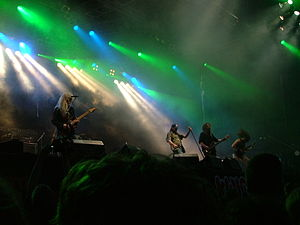 Nevermore - Image: Nevermore Summerbreeze 2007 04