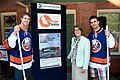 New York Islanders First Ride on LIRR (9730877361).jpg