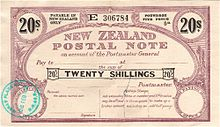 Postal Order Wikipedia