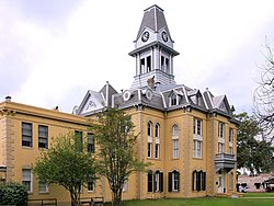 The Newton County Courthouse