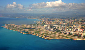 Image illustrative de l'article Aéroport de Nice-Côte d'Azur