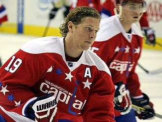 Nicklas Bäckström - Bäckström helped lead the Capitals to two Presidents' Trophy winning seasons in 2015–16 and 2016-17.