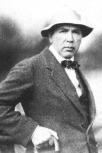 Bernhard Hoetger - Berhard Hoetger, about 1924