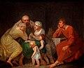 Nicolai Abildgaard, En afskedsscene, uden datering, 0184NMK, Nivaagaards Malerisamling.jpg
