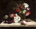 Nicoline Tuxen - Autumn flowers on ledge 1884.png