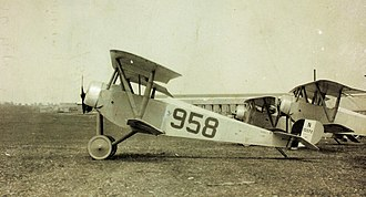 Nieuport 10 - American Nieuport 83 E.2 trainer
