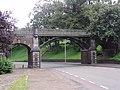 Nijmegen Rijksmonument 523070 Voetgangersbrug Voerweg 8.JPG
