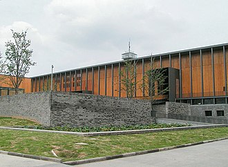 Wang Shu - Ningbo Museum of Art (2005)